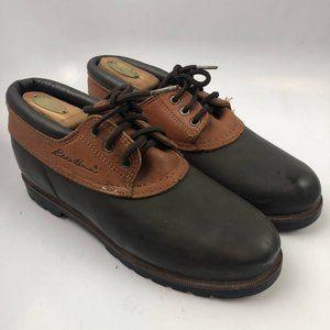 Eddie Bauer 9 US M Men Casual Platform Shoes Olive